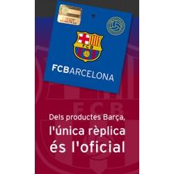 Barça  estuche 1º Y 2º equipación