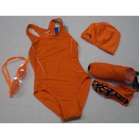 Pack natación niña